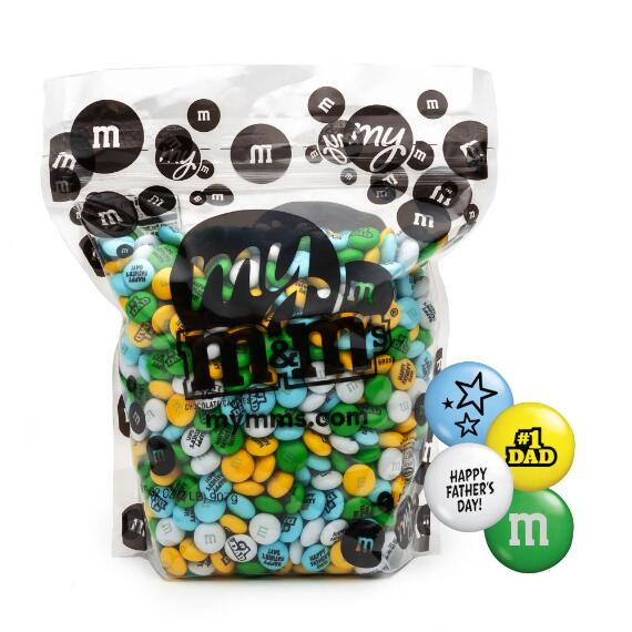 MY M&M'S® Father's Day 2-lb (907g) Bulk Bag
