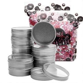 Bulk Candy Tins Favor Kit (96 Count)