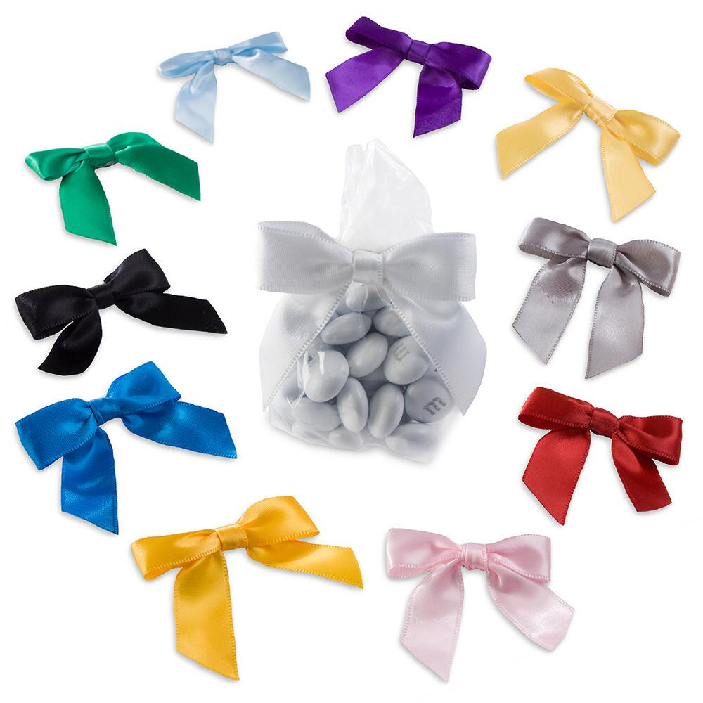 Candy Favor Bags with White Ribbon from My M&M\'S®