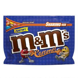M&M'S® Caramel Chocolate 9.6 Oz. Bag, Sharing Size