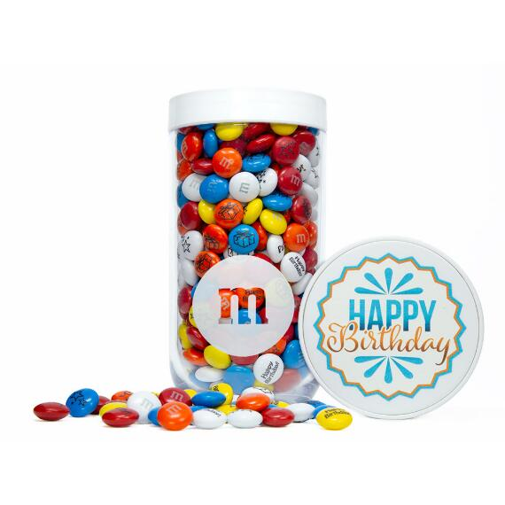 Happy Birthday Gifting Jar - Blue