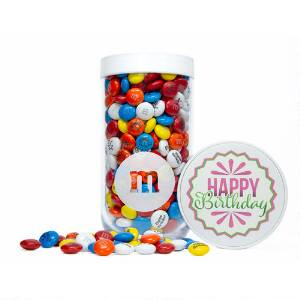 Happy Birthday Gifting Jar - Pink