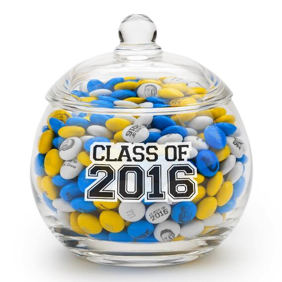 Graduation 2016 Glass Jar