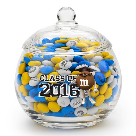 Miss Brown 2016 Glass jar