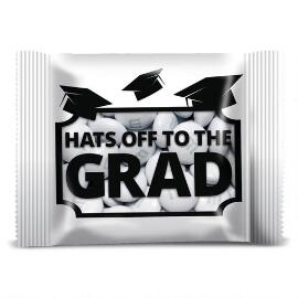 "Personalized ""Hats Off"" Graduation Party Favor Packs"