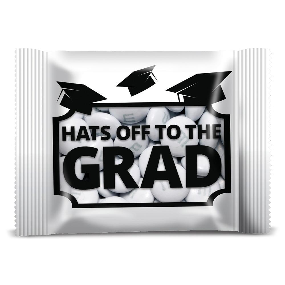 Personalized 'Hats Off' Graduation Party Favor Packs