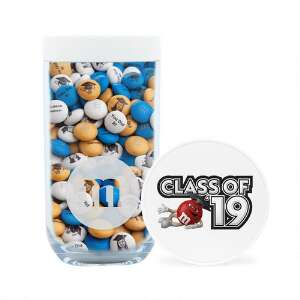 Class of 2019 Gift Jar & Personalized M&M'S