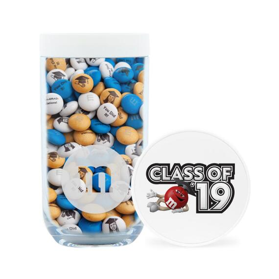 Class of 2019 Gift Jar & Personalized M&M'S®