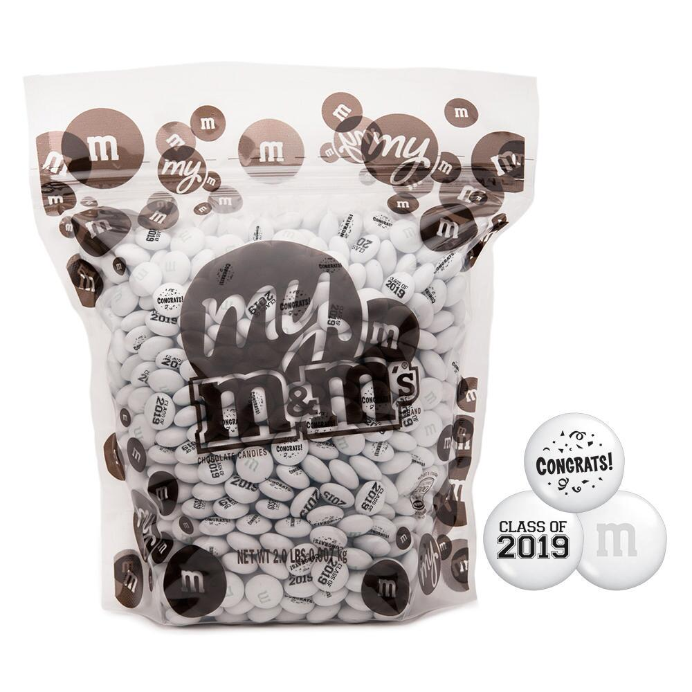 Class of 2019 Graduation M&M'S Candy Blend (2-lb Bag)