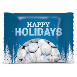 Personalized Happy Holidays Party Favor Packs