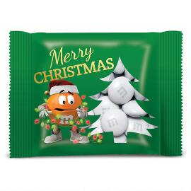 Personalized Merry Christmas Party Favor Packs