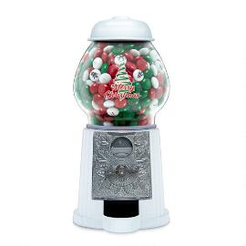 Christmas Tree Candy Dispenser with Personalized M&M'S®