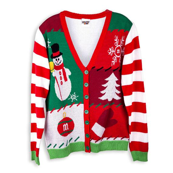 Unisex Adult M&M'S® Christmas Sweater