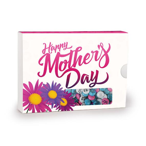 Mother's Day Box With Personalized M&M'S® Candies