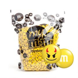 My M&M'S® MY MOODS™ Devil Horns 2-lb (907g) Bulk Bag