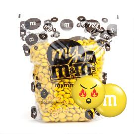 My M&M'S® MY MOODS™ Fire Eyes 2-lb (907g) Bulk Bag