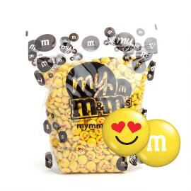 My M&M'S® MY MOODS™ Heart Eyes 2-lb (907g) Bulk Bag