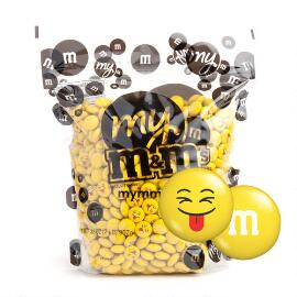 My M&M'S® MY MOODS™ Silly Face 2-lb (907g) Bulk Bag