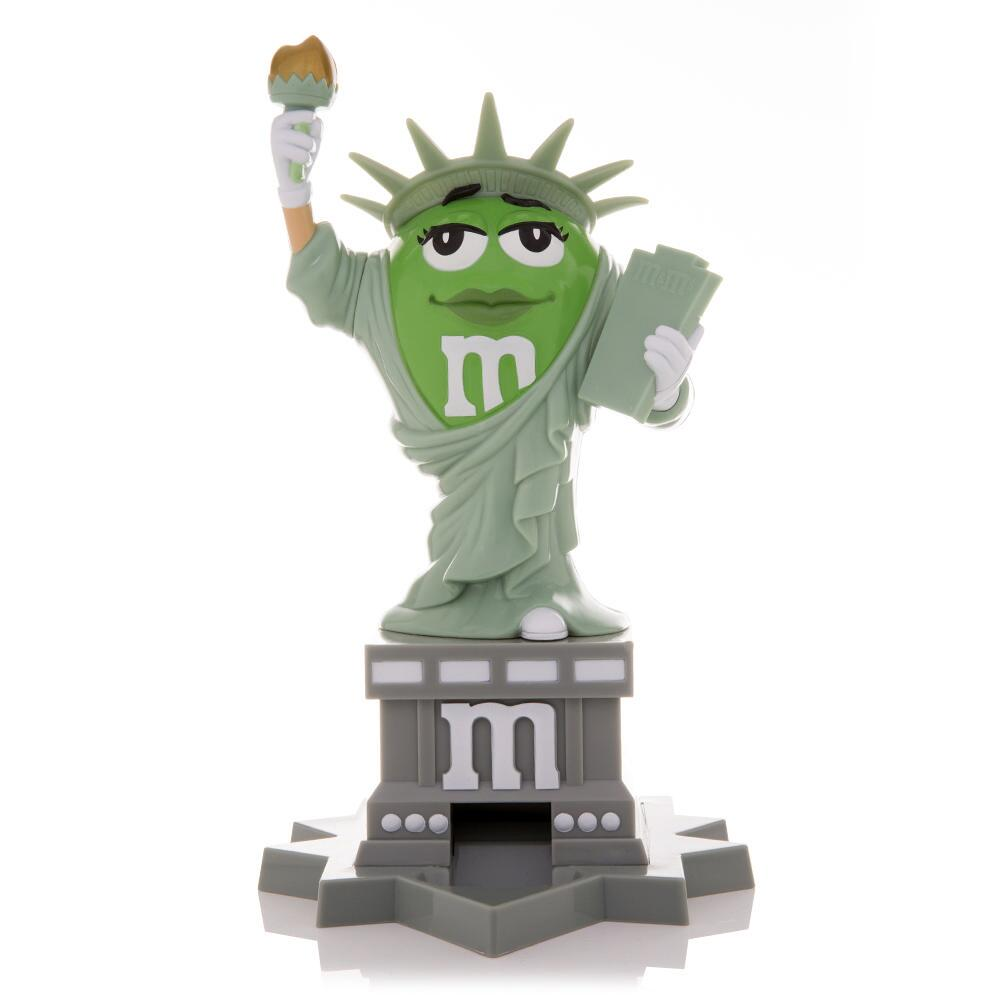 M&M\'S Ms Liberty Candy Dispenser | MyMMS.com from My M&M\'S®
