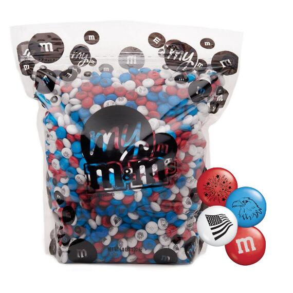 Freedom M&M'S® Candy Blend (5-lb Bag)