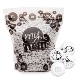 Wedding M&M'S® Candy Blend (2-lb Bag)