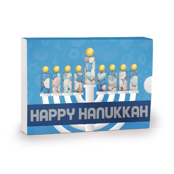 MY M&M'S® Hanukkah Gift Box