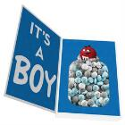Baby Boy Reveal Gift Box