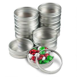 DIY Silver Candy Tin Kit (96)