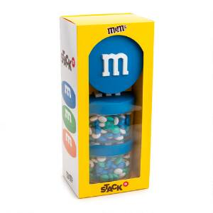 Blue Stack 'm M&M'S® Gift Box