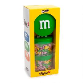 Green Stack 'm M&M'S® Gift Box
