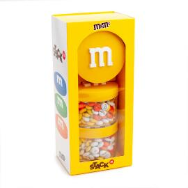 Yellow Stack 'm M&M'S® Gift Box