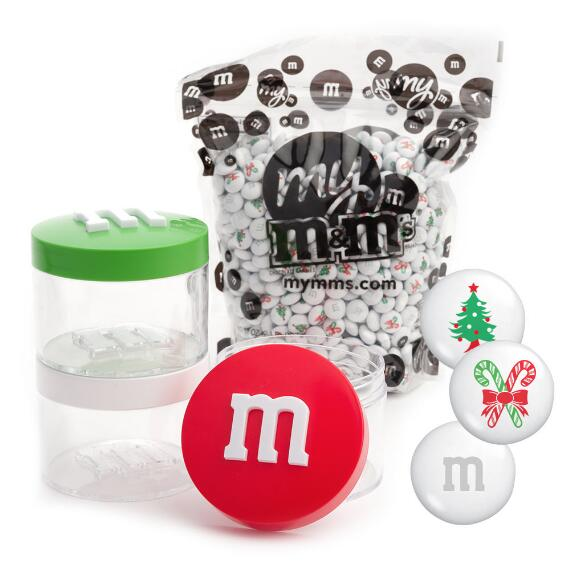 Christmas My M&M'S® STACK 'm Bundle