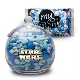 Star Wars® Glass Bowl: Star Wars - Light Side