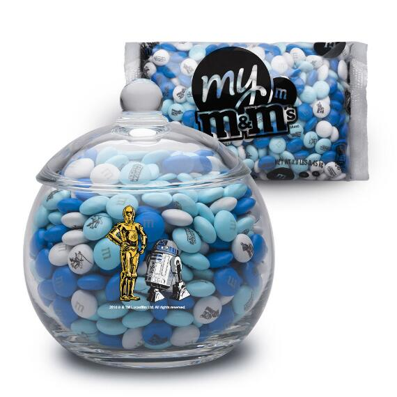 Star Wars® Glass Bowl: R2D2 & C3PO - Light Side