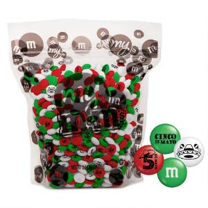Cinco de Mayo M&M'S (2-lb Bag)