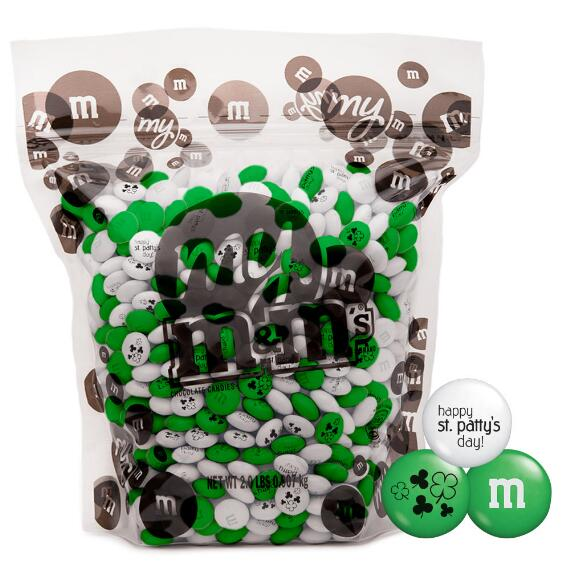 Happy St. Patty's Day M&M'S® Candy Blend (2-lb Bag)