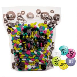 Unicorn M&M's® Candy Blend (2-lb Bag)