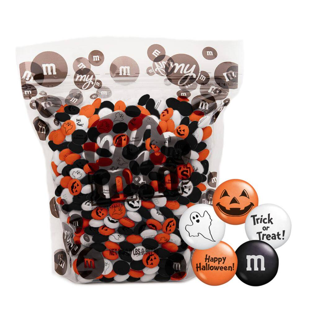 Halloween M&M'S® Candy Blend (2-lb Bag)