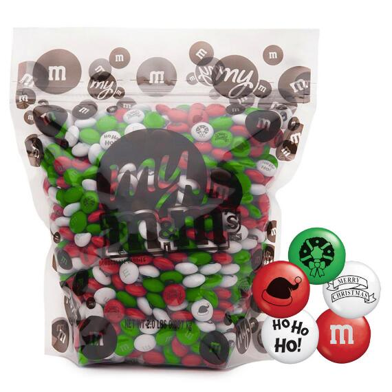 Christmas M&M'S® Candy (2-lb Bag)