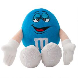 Blue M&M'S® Character Plush