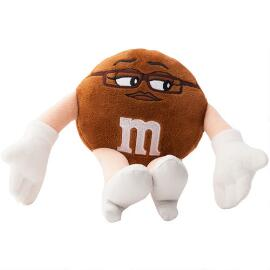 Ms. Brown M&M'S® Character Plush