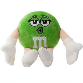 Green M&M'S® Character Plush