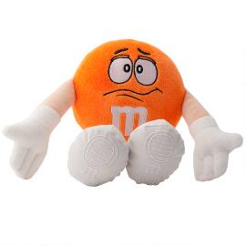 Orange M&M'S® Character Plush