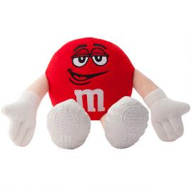 Red M&M'S® Character Plush