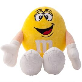 Yellow M&M'S® Character Plush