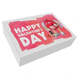 Valentine's Card Gift Box