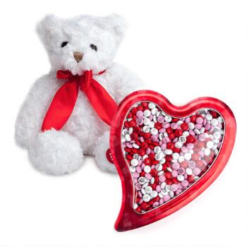 Pure White Love Bear Bundle