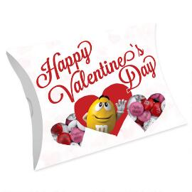 Happy Valentine's Day Gift Box Yellow Character