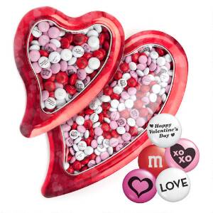 Red Heart M&M'S Gift Box Set