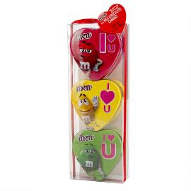 M&M'S® Heart Tins Gift Set